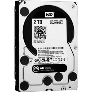 Western Digital WD2003FZEX Black Internal Hard Drive 2TB